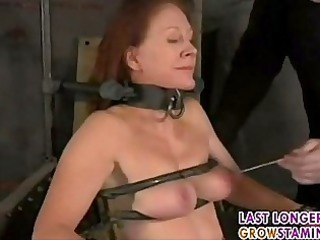 mature redhead forced part9